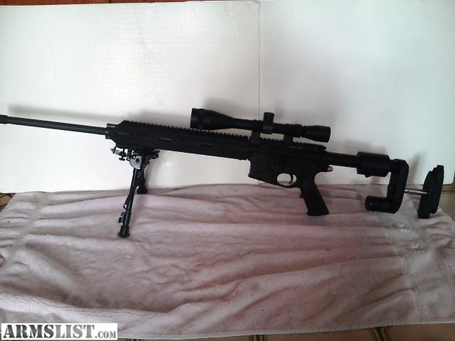 Ironstone AR 15 Stock http://www.armslist.com/posts/996731/denver-colorado-rifles-for-sale--ar-15-in-6-5-grendel-