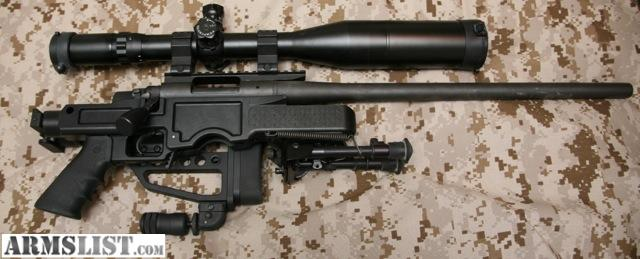 Armslist For Sale Chassis Sniper Rifle 308