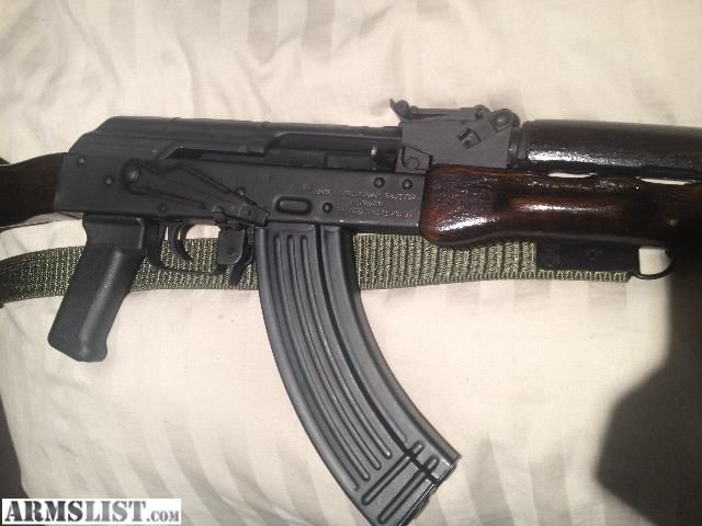For Sale: Romanian AK 47 SAR 1 w/ mags & ammo
