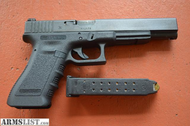 Armslist For Sale Glock 24 40 Cal Full Size 6