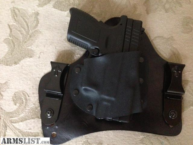 : Crossbreed SuperTuck Conceal Carry Holster for XD9 Sub-compact 9mm