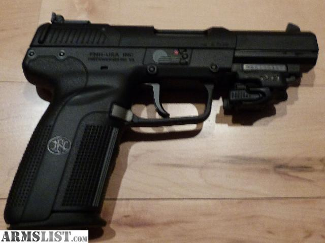 Armslist For Sale Fn 5 7 X 28mm Five Seven Pistol With