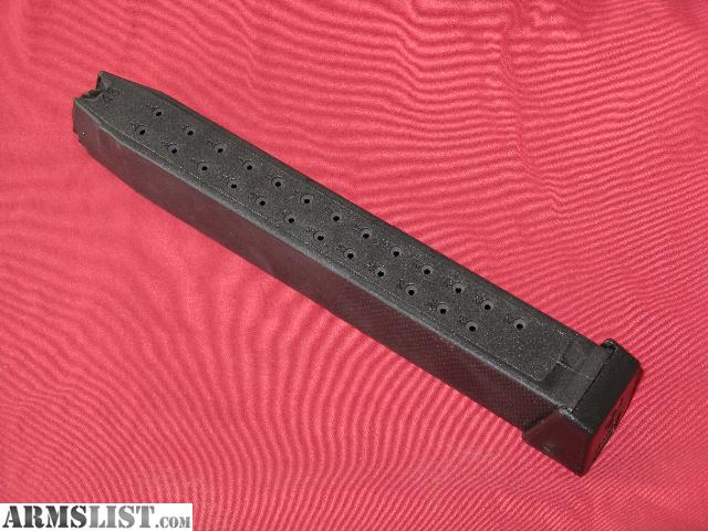 glock 21 30 round magazine for sale