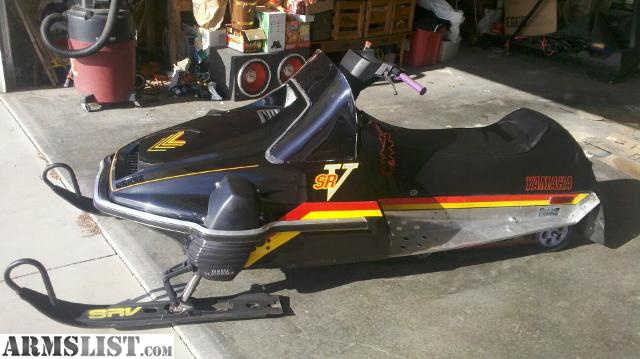 armslist for sale trade 1982 yamaha srv 540 cc