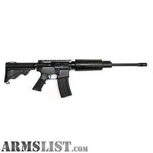 armslist for trade: dpms ar 15 oracle with bushnell t
