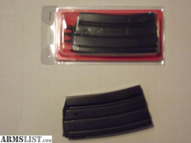 Ruger Mini-14 Magazines