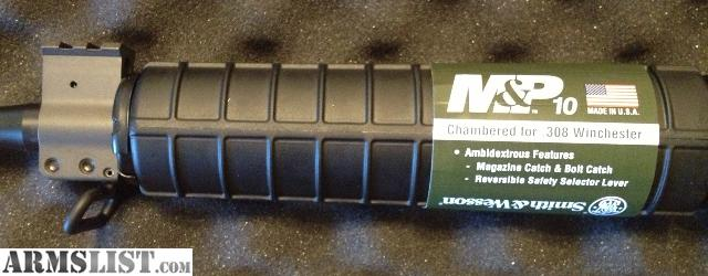 For Sale/Trade: *NEW* S&W M&P 10 308 6 PMAGS *Just Released by S&W*