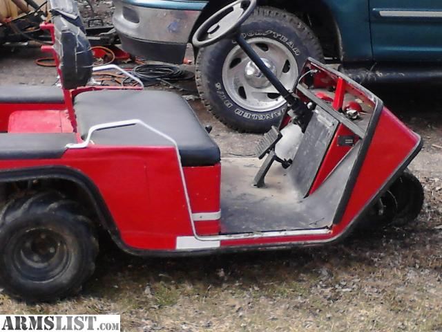 armslist for sale trade melex 3 three wheeled golf cart with charger. Black Bedroom Furniture Sets. Home Design Ideas