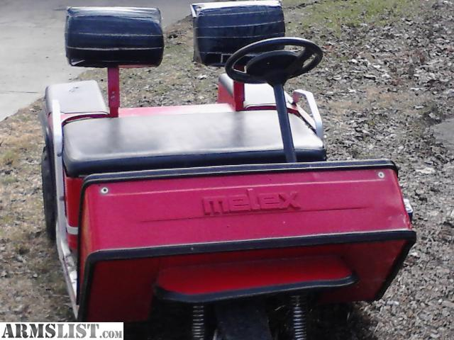 1975 melex golf car another old retro treasure is my electric