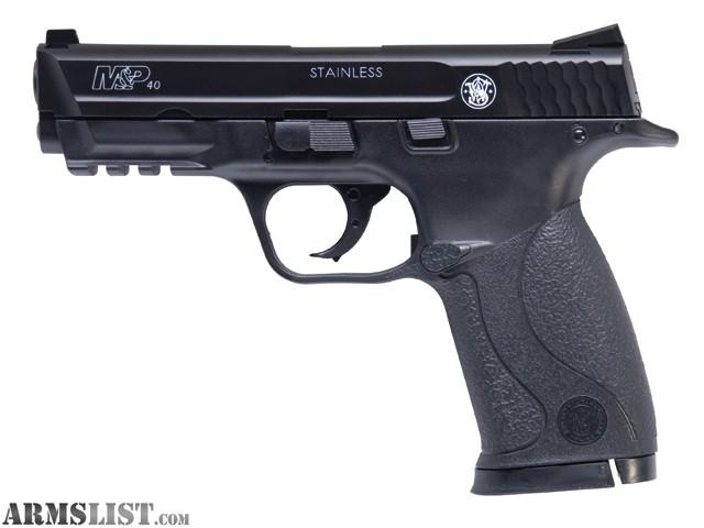 ARMSLIST - For Sale: Smith and Wesson MP 40 Cal BNIB-Never Fired