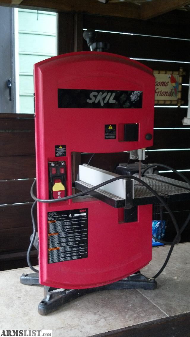 Armslist For Sale Skil Tabletop Band Saw