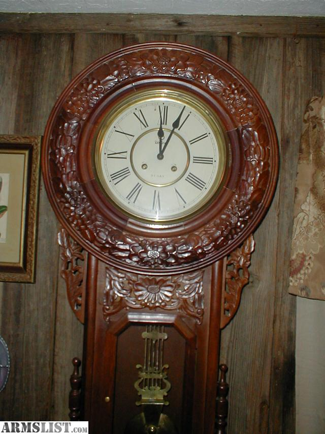 armslist for sale trade huge antique wall clock