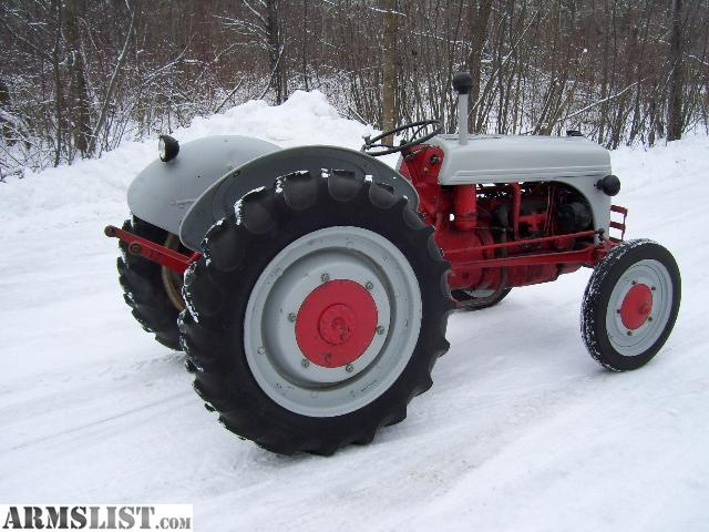 Ford 9n Tractor : Armslist for sale ford n tractor