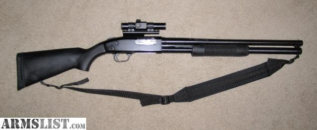 Mossberg 500 Tactical Persuader Sling - voitures-americaines info
