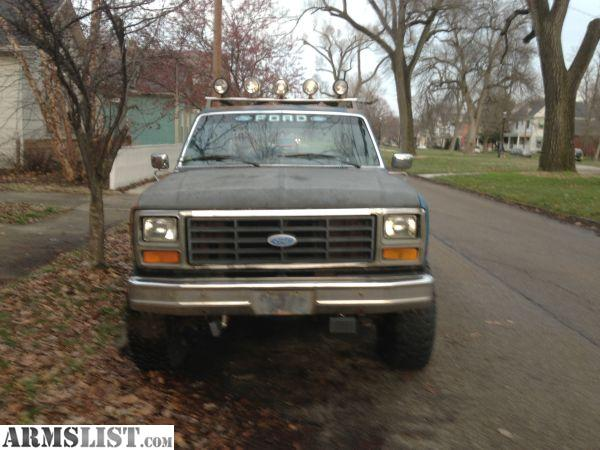 Armslist for sale trade 1984 ford bronco on 35 39 s 1400 for Plenty of fish wont let me delete my account