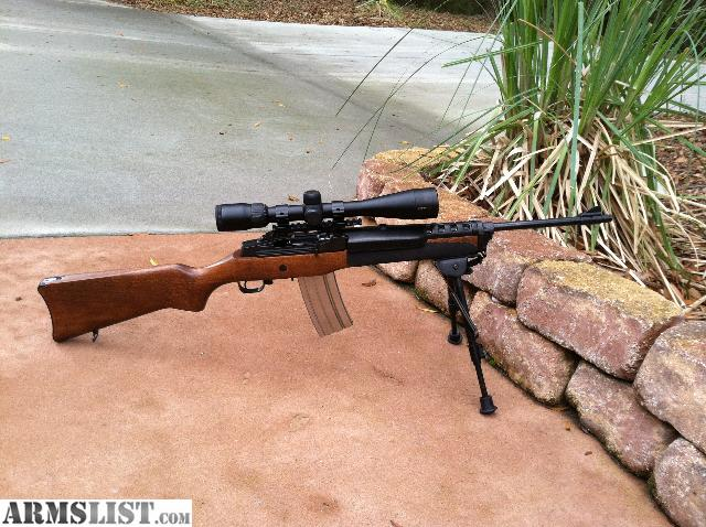 accessories for ruger mini 14