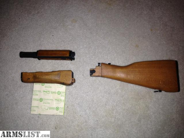 armslist for sale ak 47 wood furniture 50 obo