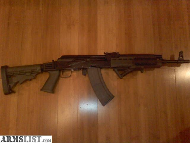 Widener's AK 74 http://armslist.com/posts/1160303/cincinnati-ohio-rifles-for-sale--sold-saiga-5-45x39-ak-74