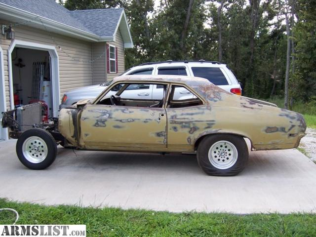chevy nova project for sale Your chevy ii nova uni-body construction is inherently weak our g-machine chassis isn't the sheet-metal that your suspension components and engine are mounted to begins to flex dramatically once you add more horsepower, higher spring-rates and better brakes.