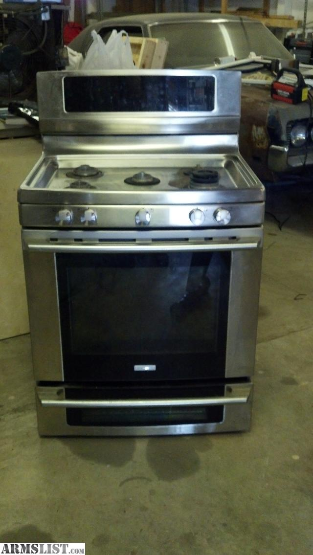 Armslist For Sale Trade Electrolux Stove Oven Range For