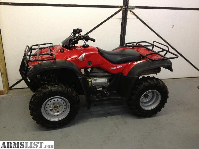 Armslist For Sale 2006 Honda Rancher 350 4x4
