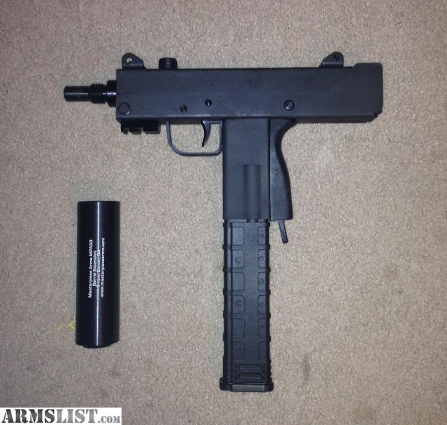 ARMSLIST - For Sale: Mpa-30 9mm(Mac-10)