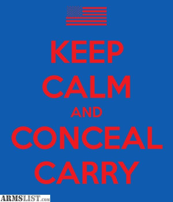 Oklahoma Concealed Carry Class http://www.armslist.com/posts/1196561/tulsa-oklahoma-handguns-for-sale--concealed-open-carry-class-in-coweta--ok-saturdaymarch-16th-at-8am-