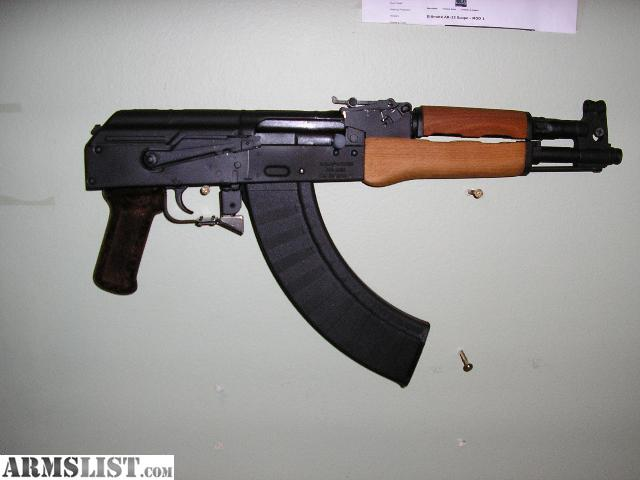 armslist for sale new unfired draco ak 47 pistol ca. Black Bedroom Furniture Sets. Home Design Ideas