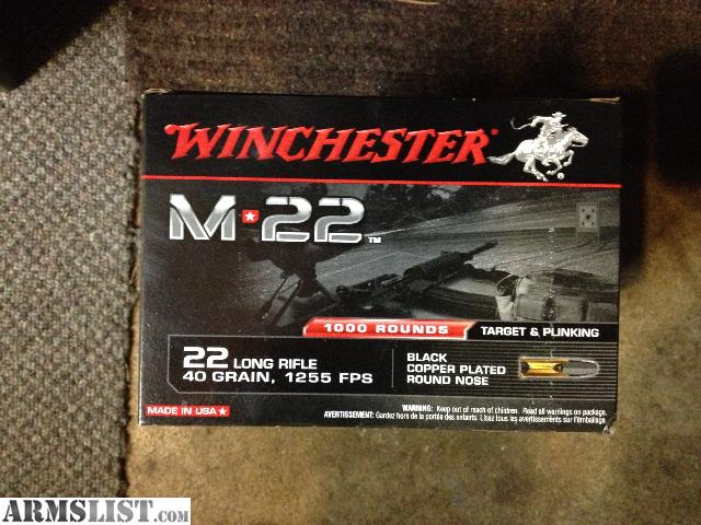 22 Lr Ammo For Sale In Stock 1000 Rds | Star Travel International And ...