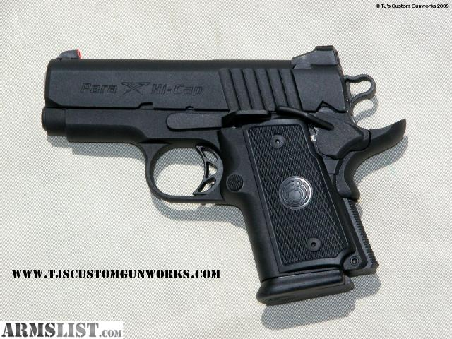 Para Warthog http://armslist.com/posts/1214567/denver-colorado-handguns-for-trade--para-warthog-p10