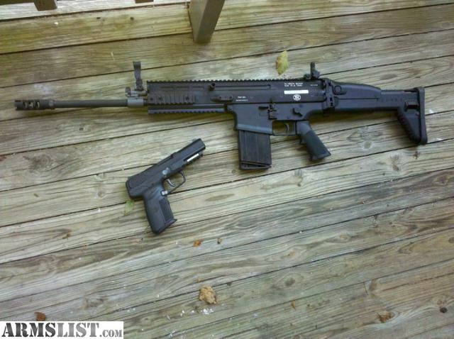 Scar 17s in black for scar 17s in fde or 3000 plus one of glock 19