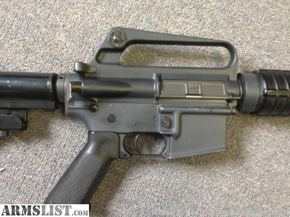 Download image Colt Model 653 M16a1 Carbine PC, Android, iPhone and ...