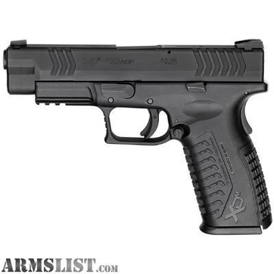 For Sale: Springfield Armory XDM 45ACP, 13rnd, Trijicon Night Sights