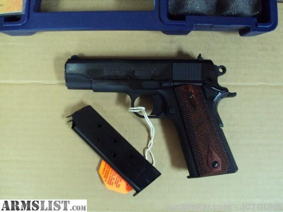 1911 Colt 45 Commander http://www.armslist.com/posts/1266707/nova-handguns-for-sale-trade--colt-commander-1911--45-acp----price-lowered--50---