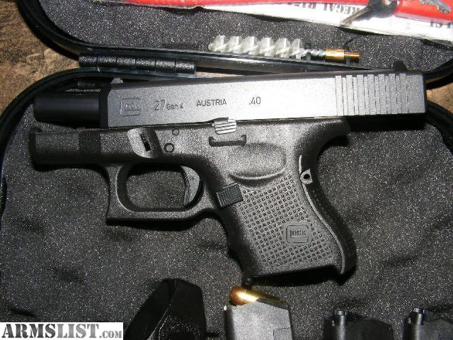 What is the purpose of the spring loaded bearing  Glock Talk