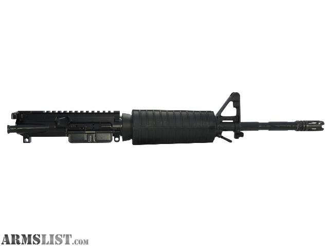Cmmg Upper Receiver http://www.armslist.com/posts/1267372/iowa-gun-parts-for-sale--cmmg-14-5--carbine-upper-receiver-ar15-ar--223-5-56-not-colt-dpms-rra-bushmaster