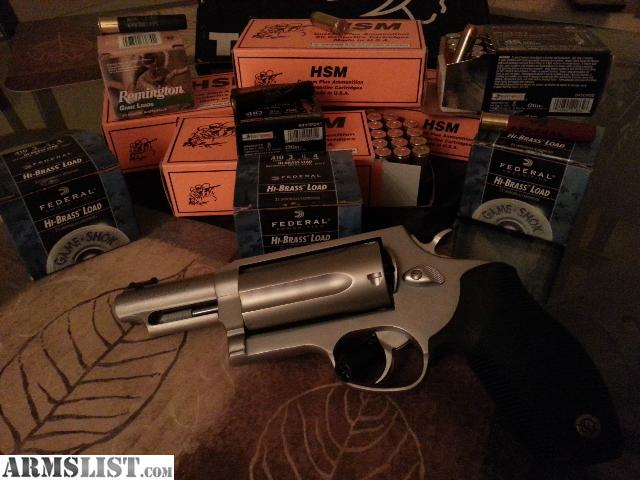 ARMSLIST - For Sale/Trade: taurus judge in box with ammo - photo#12