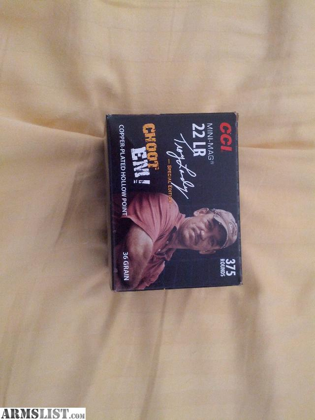For Sale: 22lr ammo, 2 different 325 packs