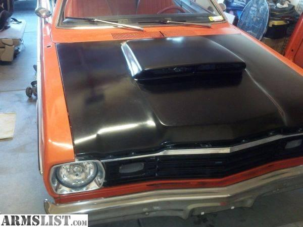 armslist for sale trade 1973 plymouth duster street strip 440. Black Bedroom Furniture Sets. Home Design Ideas