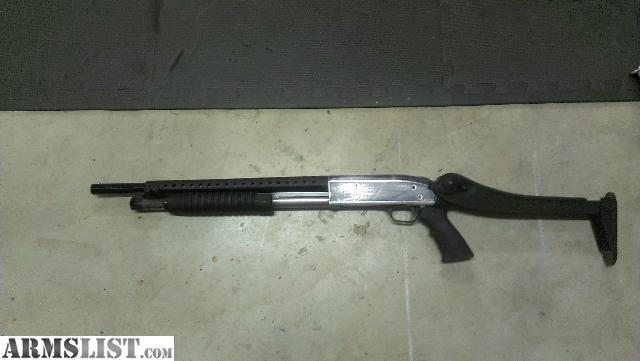 ARMSLIST - For Sale: Tactical Home Defense Shotgun - Two ...