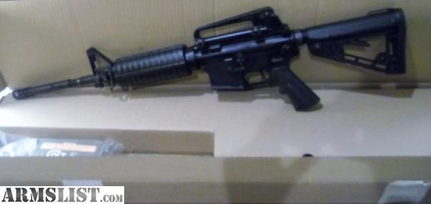 For Sale: Colt LE-6920 M4--AR-15-- New In Box