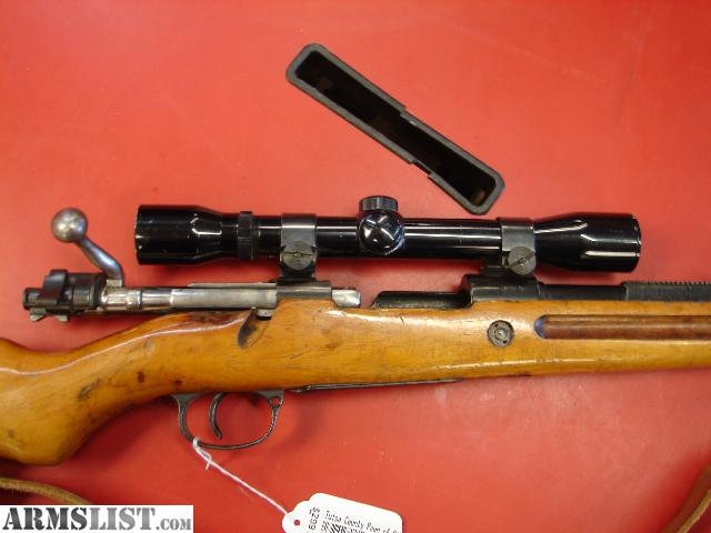 Gew 98 for Sale http://www.armslist.com/posts/1314013/tulsa-oklahoma-rifles-for-sale--gew-mauser-98-sporterized-8mm-rifle