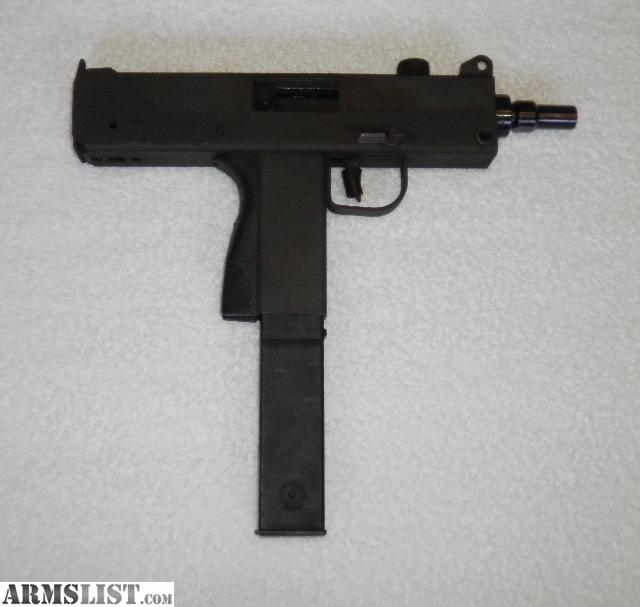 For Sale: Cobray M11 Mac 11 9mm