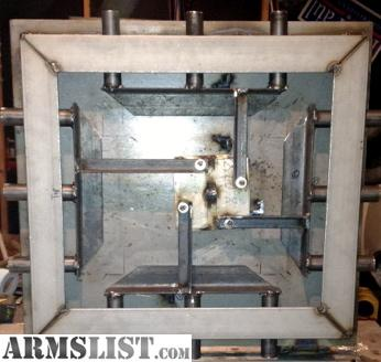 Armslist for sale stainless gun safe vault door custom for How to build a gun vault room