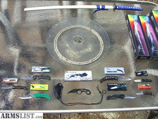 armslist for sale trade good cheap knives 3 5 8