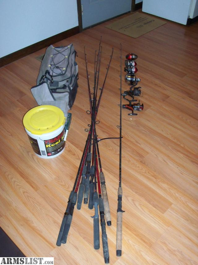 Armslist for sale misc fishing gear for Craigslist fishing gear