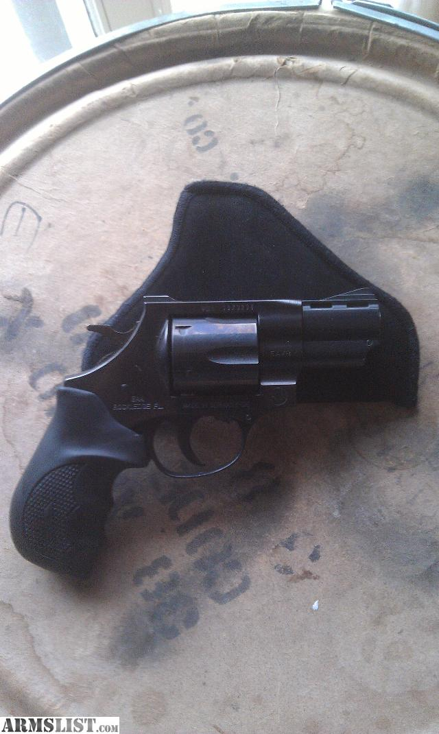 EAA 357 Magnum Snub Nose http://www.armslist.com/posts/1326209/flint-michigan-handguns-for-sale-trade--eaa-357-mag-revolver-2--snub-nose-