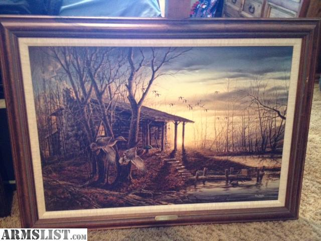 ARMSLIST - For Sale/Trade: Terry Redlin Prints
