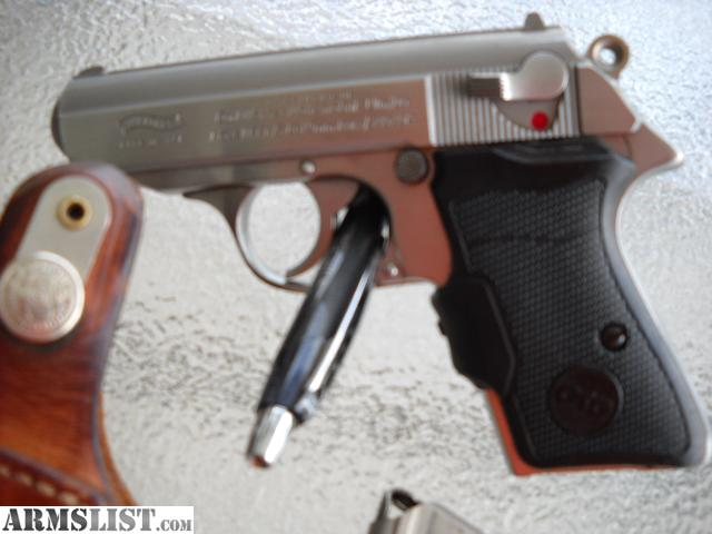 Walther Ppk 380 Laser Grips Walther Ppk/s 380 Cal.pistol