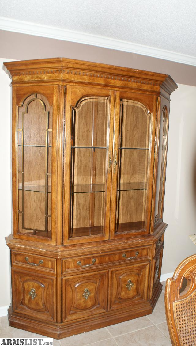 armslist for sale dining room set w china cabinet